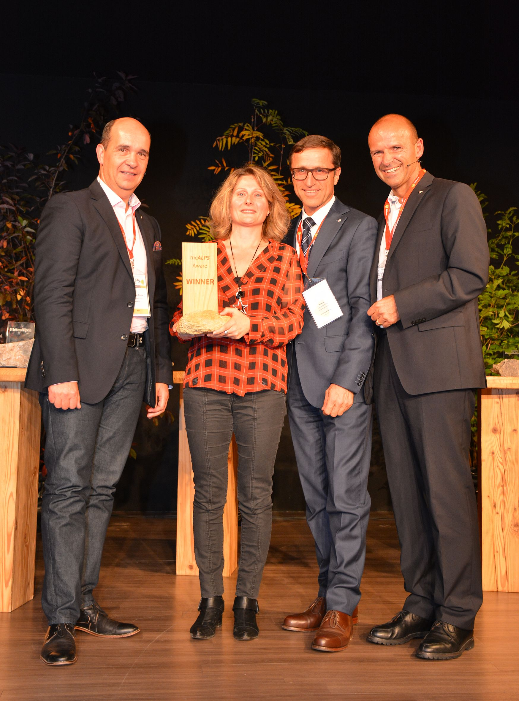 TheAlps Awards 2014-09-17