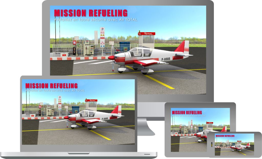 supports mission refuelingvLow